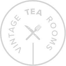 Vintage tea room grey